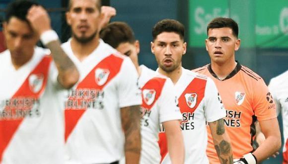 River Plate quedó eliminado de la Copa de la Liga Profesional a manos de Boca Juniors. (Foto: River Plate)