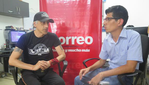 """Daniel F sobre su libro Cuando llueve en Iquique: """"es una historia que intenta reconciliarnos"""" (VIDEO)"""