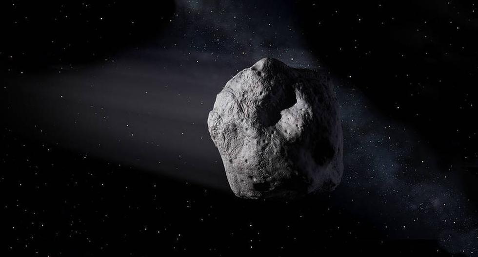 Un asteroide del tamaño de la Estatua de la Libertad pasará cerca de la Tierra este martes, según la NASA
