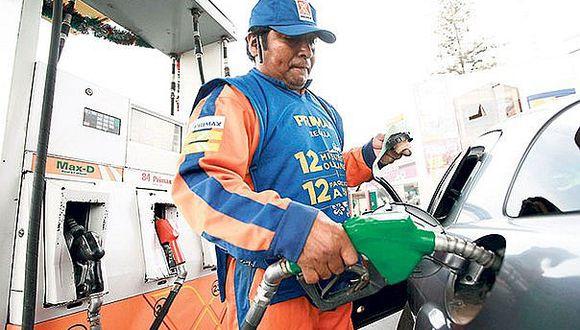 Combustibles: Sancionarán a 26 empresas por presunta concertación de precios