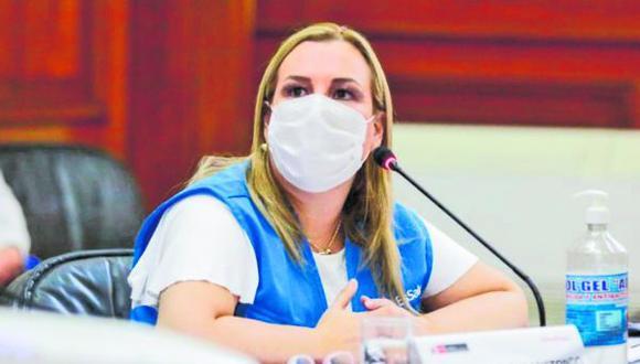 Esta madrugada, fue allanada la vivienda de Fiorella Molinelli, presidenta ejecutiva de Essalud, junto a otras 13 inmuebles por el caso de presuntas compras irregulares en el Seguro Social de Salud. (Piko Tamashiro/GEC)