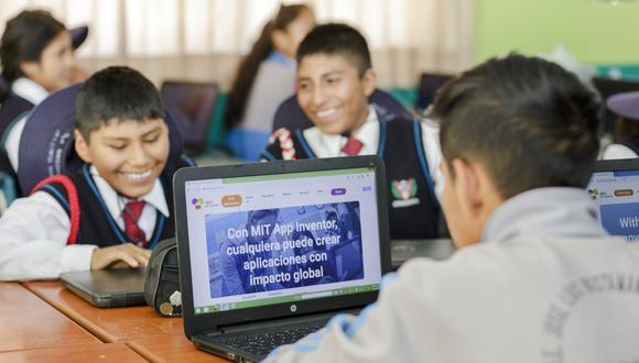 El programa Code en Mi Cole, ganador del concurso Startup Perú 5G del Ministerio de la Producción (PRODUCE), impulsa la charla Computer Science Education Conference 2020 (CSEC 2020). (Foto: Code en Mi Cole)