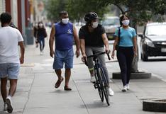 Minsa revela que nuevos casos de coronavirus descendieron en 78% desde el pico de la segunda ola