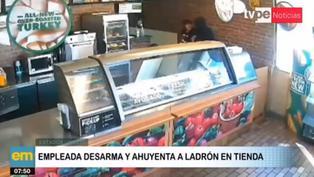 EE.UU.: Trabajadora de Subway evita robo en restaurante y empresa la despide