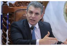 """Rafael Vela: """"Aspirantes a colaboración eficaz se sienten hostilizados por el fiscal Chirre"""""""