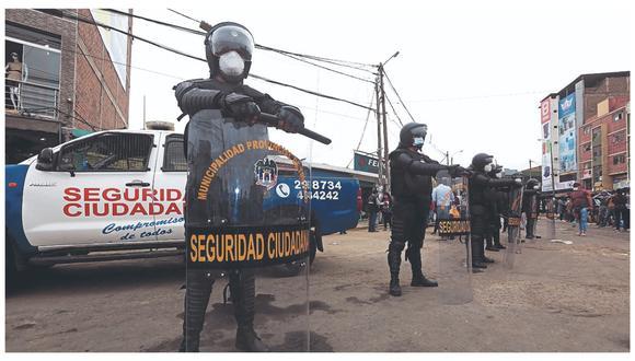 Alcalde provincial de Trujillo, José Ruiz, asegura que la Policía ya indaga en el caso. Hasta subgerente, Edgar Arteaga, envió denuncia a la Fiscalía.