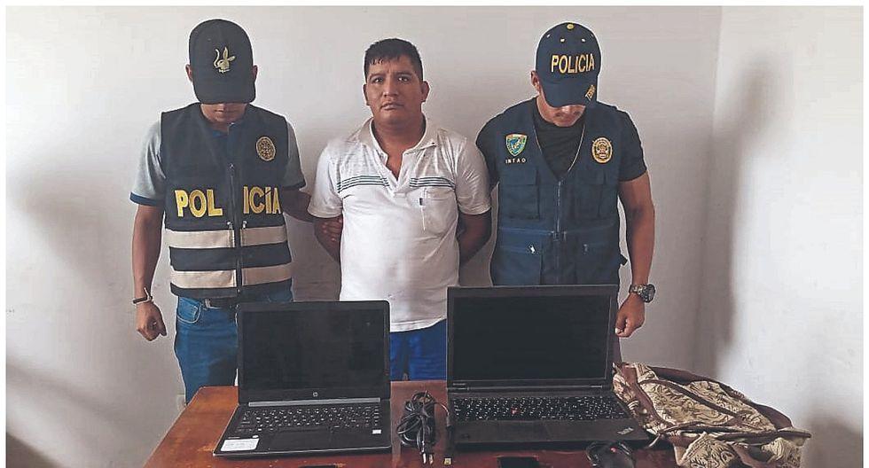 Prisión preventiva para a uno de los asaltantes de la Procuraduría Antidrogas