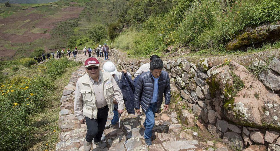 Cusco: Después de 500 años recuperan parte del hermoso Camino Inca (FOTOS)