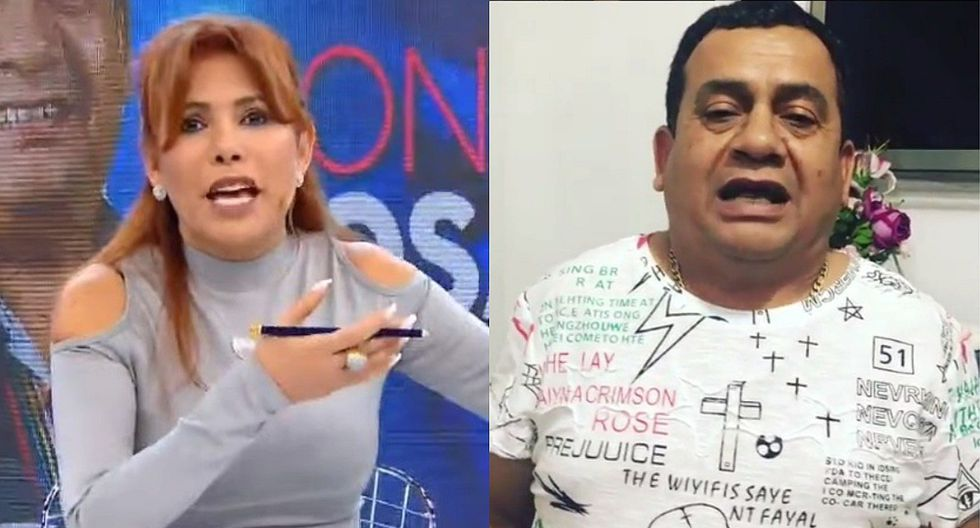 "Magaly Medina sobre Tony Rosado: ""Es un cavernícola machista que no debería ser artista"" (VIDEO)"