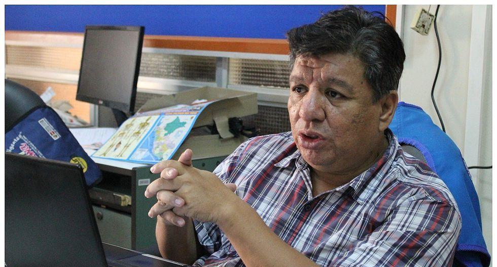 """Edward Pozo: """"Hay riesgo alto en Máncora y Paita por casos de sarampión"""""""