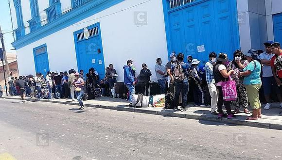 Cónsul peruano en Arica aclara que frontera no será abierta