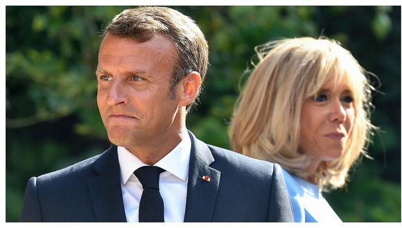 "Ministro brasileño se disculpó tras ""broma"" ofensiva contra esposa de Emmanuel Macron"