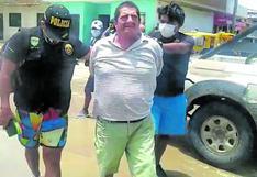 "Tumbes: ""Gordo Píldora"" al penal por droga"