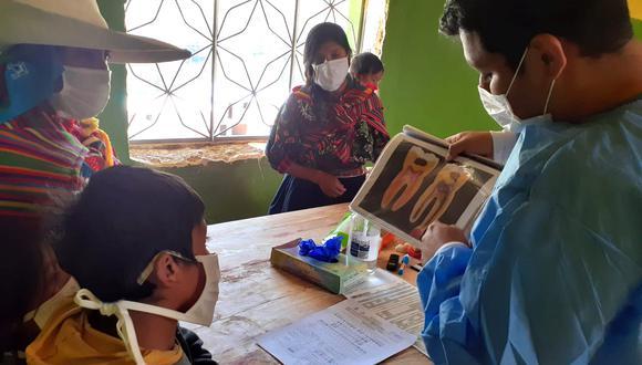 Geresa advierte que adecuada salud bucal puede disminuir complicaciones por COVID-19 (Foto: Geresa Lambayeque)