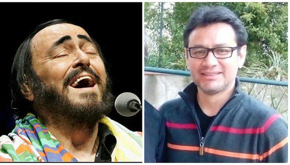 Asistente peruano de Luciano Pavarotti cuenta detalles íntimos del famoso tenor