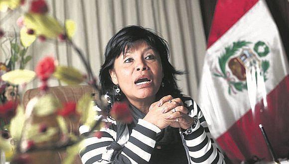 Esther Saavedra: La exnacionalista reelecta en el Congreso por Fuerza Popular