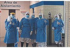 Áncash: 402 trabajadores de salud con COVID-19