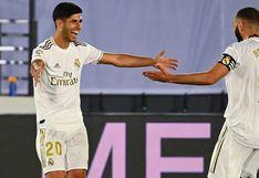 Real Madrid vs. Alavés: gol del 2-0 de Marco Asensio con suspenso tras intervención del VAR (VIDEO)