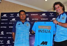 Binacional terminó el contrato del entrenador argentino Rubén Darío Insúa