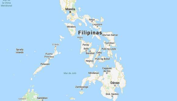 """Filipinas se asienta sobre el llamado """"anillo de fuego del Pacífico""""."""