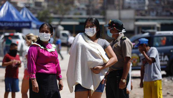César Munayco, médico del Minsa, indicó que durante los encuentros familiares se debe mantener las medidas de prevención para evitar contagios. (Foto: GEC)
