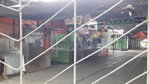 Mercado Grau permanecerá cerrado hasta el 4 de agosto