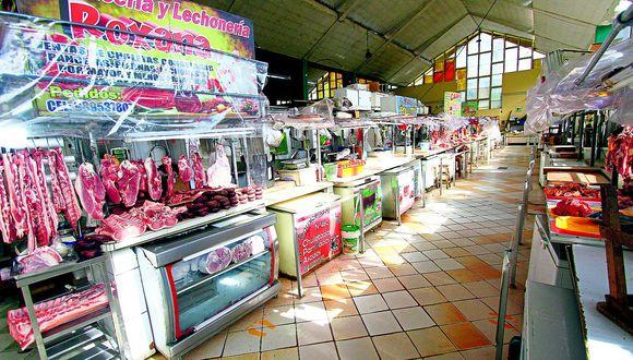 Mercado Modelo de Huancayo  reabrirá paulatinamente iniciando por la sección carnes