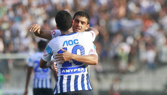 Alianza Lima venció 2-1 a Sport Huancayo y sigue en la lucha para ganar su grupo