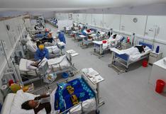 Hospitalizados por COVID-19 se duplican y no hay camas UCI disponibles en Tacna