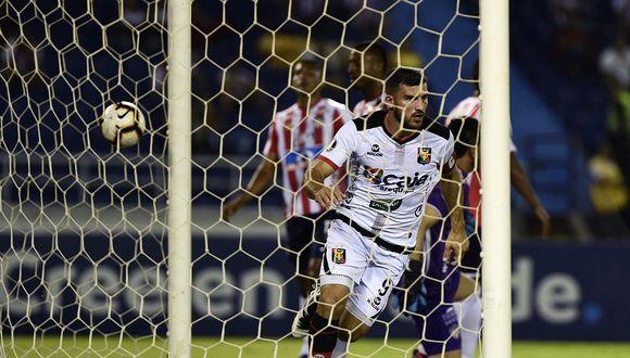Copa Libertadores: Melgar derrotó 0-1 a Junior en Barranquilla y clasificó a la Sudamericana (VIDEO)