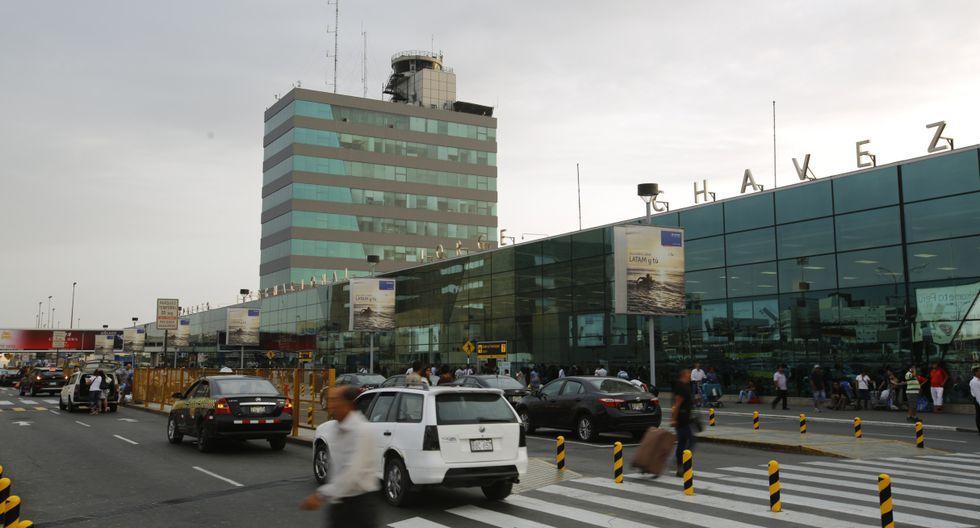 Nubosidad en Arequipa afectó los vuelos en el aeropuerto capitalino. (Foto: GEC)