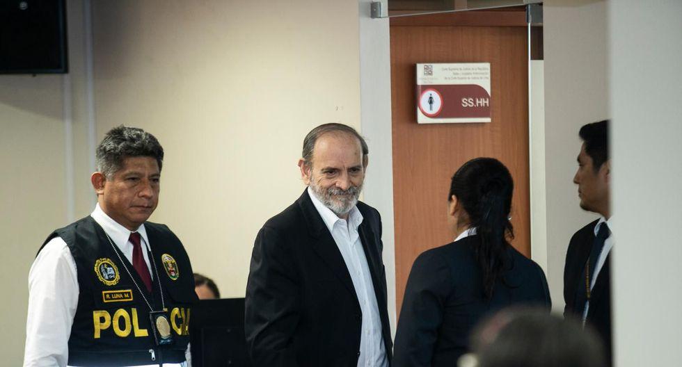 Fiscalía solicita arresto domiciliario para Yehude Simon