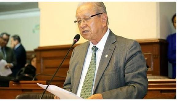 Falleció excongresista Ramón Kobashigawa