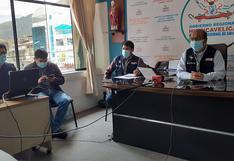 Huancavelica presenta seis semanas a la baja en casos de COVID-19