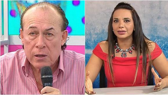 Mónica Cabrejos reveló incómodo momento que pasó con 'Yuca' hace unos años (FOTO)