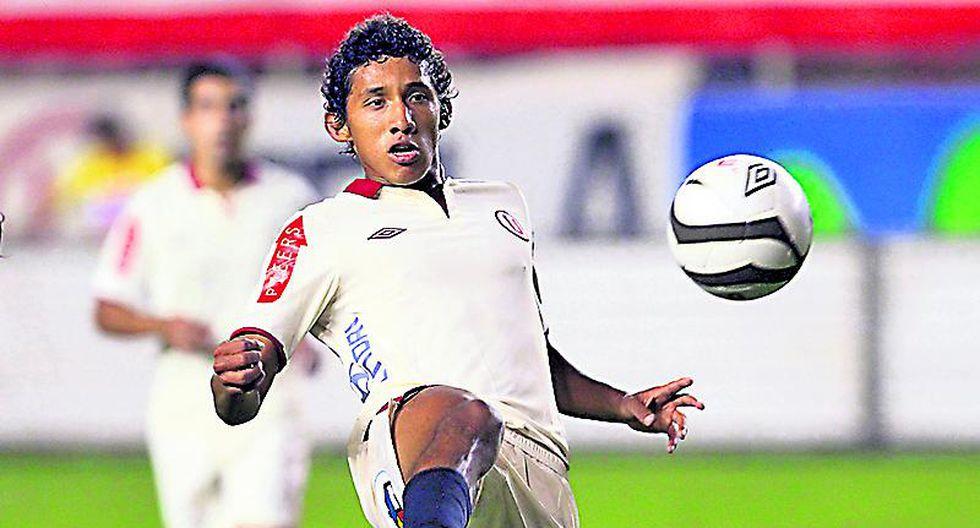 ¿Christofer Gonzales se irá al Corinthians?