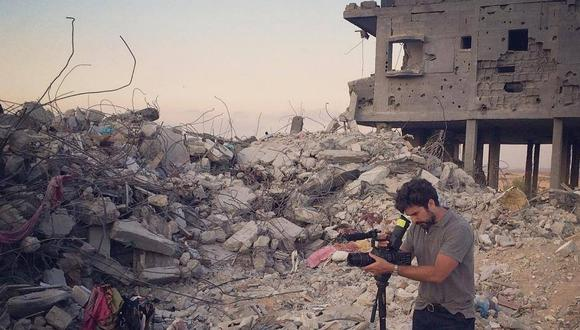 """""""Morir para contar"""", el documental sobre corresponsales de guerra que Netflix estrena en más de 100 países"""