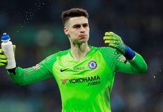 Kepa ya sabe que no podrá volver a tapar en Chelsea y el club busca su salida