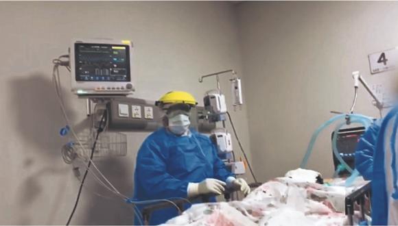 El titular del nosocomio, Raúl Rivera, indica que 290 pacientes se recuperaron y vencieron al virus.
