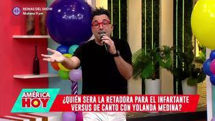 """Santi Lesmes sobre 'Reinas del Show': """"Mañana estarán todos"""" (VIDEO)"""