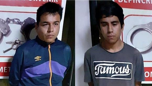 Sentencian a 10 años de prisión a 2 personas por robo