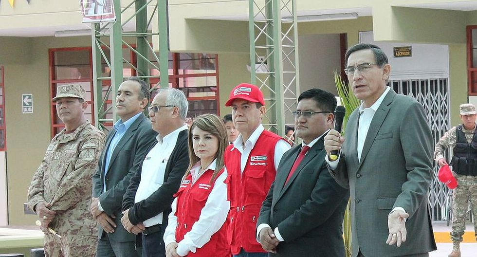 """Martín Vizcarra: """"Gobernador Juan Tonconi debe tomar una decisión sobre el hospital"""""""