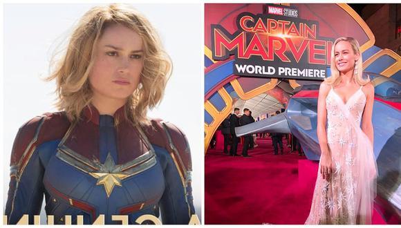 'Capitana Marvel' se convirtió en el sexto mejor estreno global de la historia
