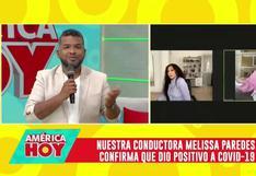 """Ethel Pozo asegura que """"le aburre"""" estar en su casa tras contagio de Melissa Paredes (VIDEO)"""