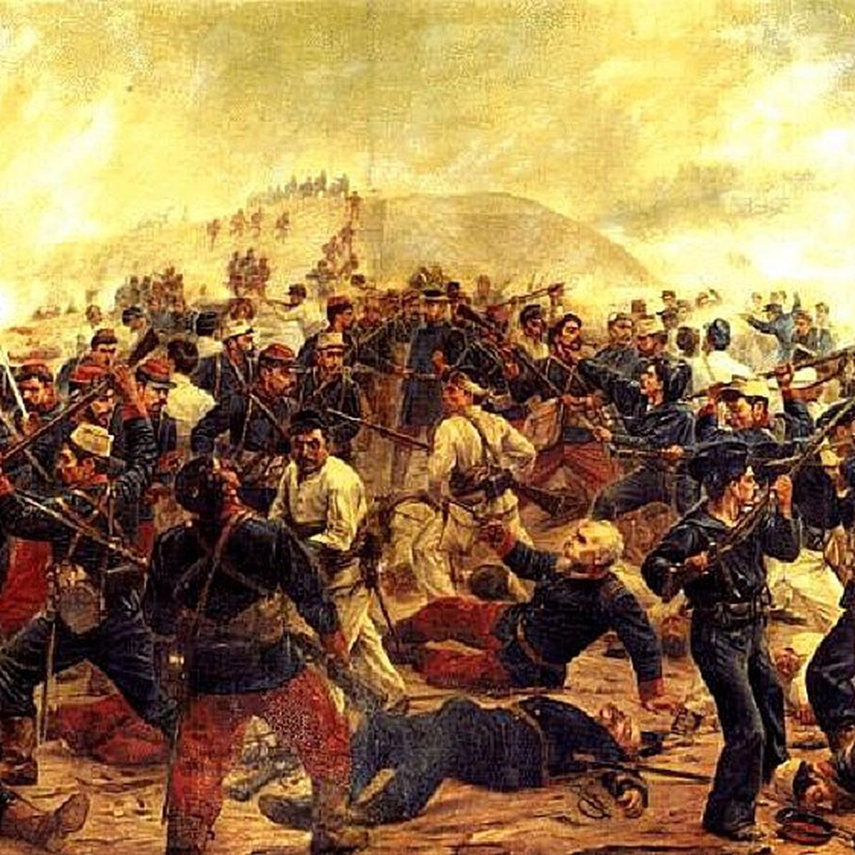 Guerra Del Pacifico Hace 138 Anos Chile Declaro La Guerra Al Peru Cultura Correo