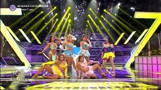 """""""Reinas del show 2″: 'Princesas de cuento' se lucen con reggaetón en presentación grupal"""