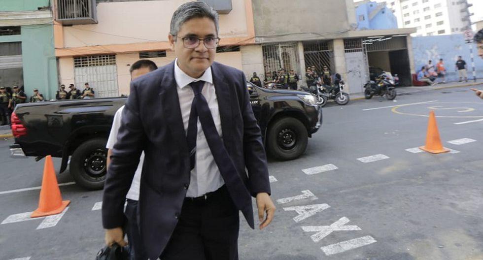 José Domingo Pérez (Foto: César Zamalloa)