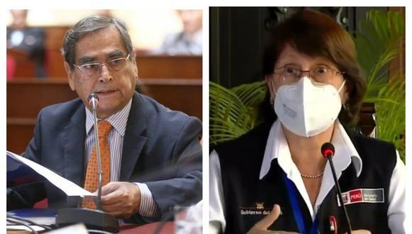 Óscar Ugarte fue nombrado como ministro de Salud tras la renuncia de Pilar Mazzetti.
