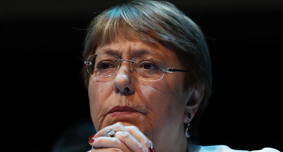 Michelle Bachelet advierte de abusos en Latinoamérica por coronavirus. (AP Photo/Marco Ugarte, File)