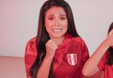 """Tula Rodríguez lamenta que selección peruana haya perdido ante Bolivia: """"Lloramos"""""""